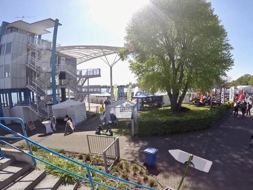 Gelände - Fishing Masters Shwo 2018 - Beetzsee - Brandenburg an der Havel - Deutschland