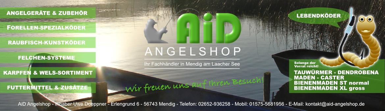 AiD Angelshop - Ihr Fachhändler in Mendig am Laacher See