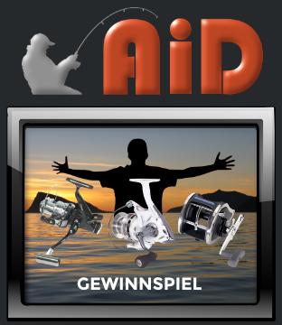 Banner Gewinnspiel - AiD Angelportal