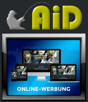 Banner Online-Werbung - AiD Angelportal