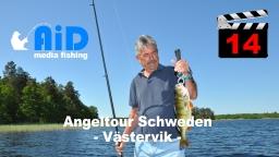 AiD Media Fishing - Videofilm Nr. 14 - Angeltour Schweden Västervik