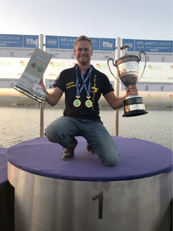 Foto Johannes Boehm Weltmeister im Posenangeln 2018