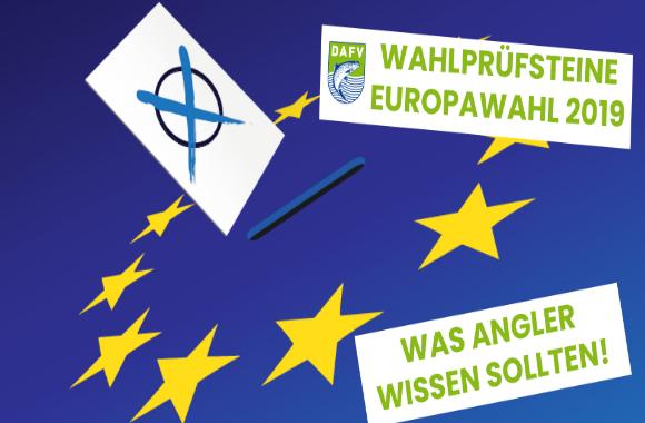 AiD Presse-News - DAFV Wahlprüfsteine Europawahl 2019 - Europäische Fischereipolitik