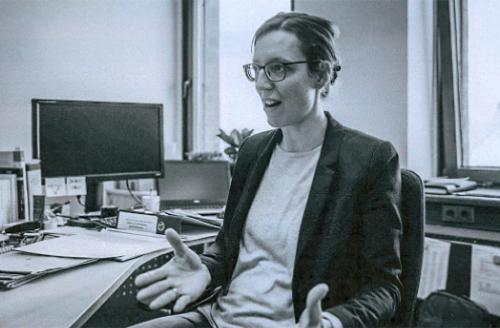 AiD Presse-News - DAFV im Gespräch mit Kirstin Meyer