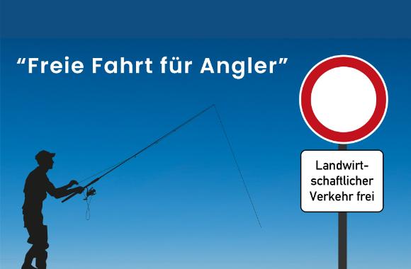 AiD Presse News - FDP Bundestagsantrag - Freie Fahrt für Angler